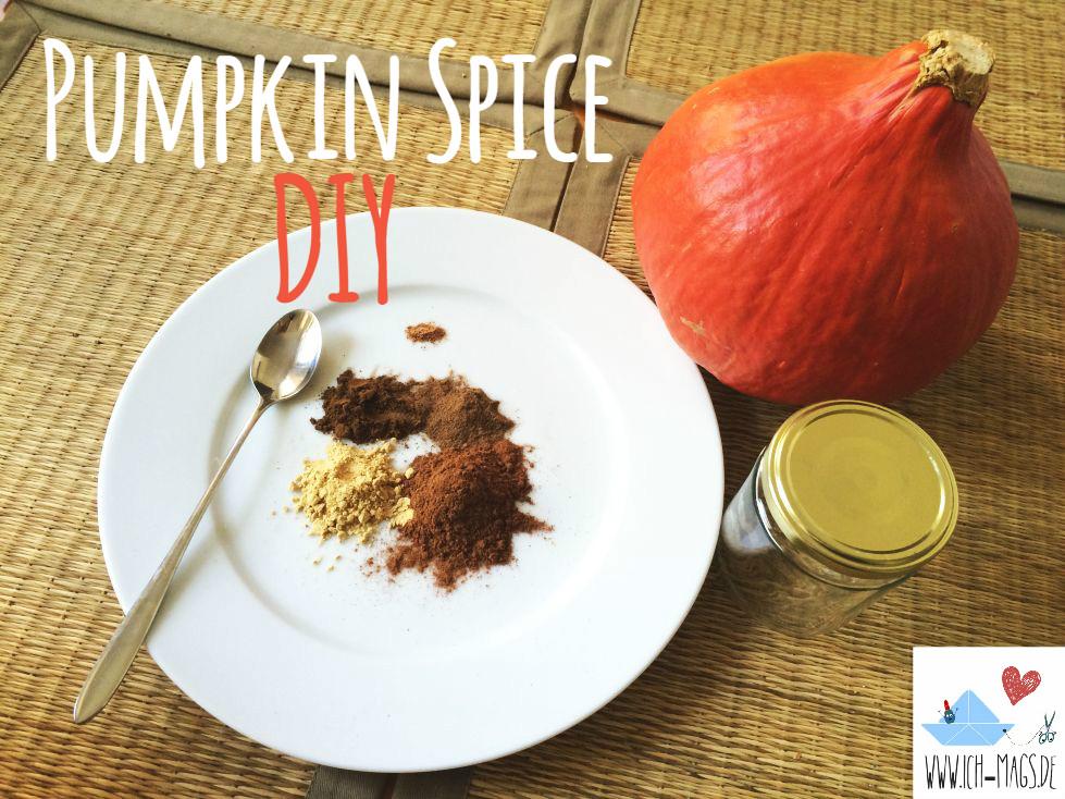 Title DIY Pumpkin spice